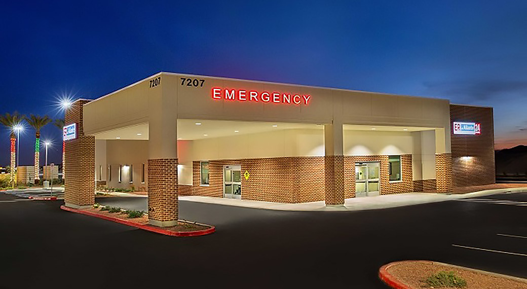 Freestanding Emergency Room For Website Research And